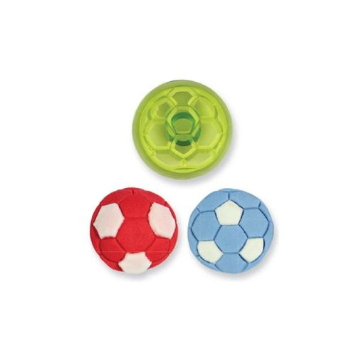 Jem Football / Sports Ball fondant icing & gumpaste cutter